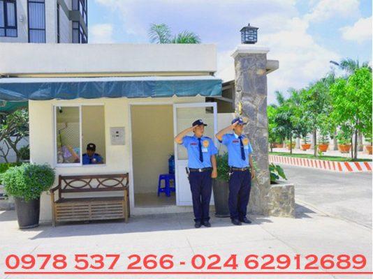 Nhiệm vụ tại khu vực cổng chính